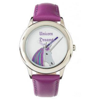Unicorn Dreams wristwatch