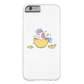 Unicorn Egg Easter Cute Kids Girls Barely There iPhone 6 Case