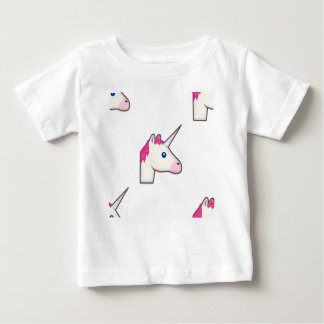 unicorn emoji baby T-Shirt