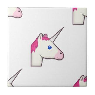 unicorn emoji tile