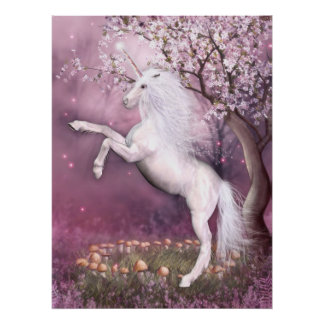 Unicorn Energy Poster