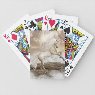 Unicorn Fantasy Bicycle® Playing Cards