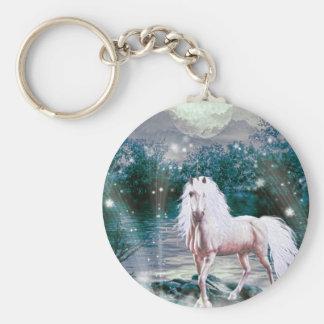 Unicorn Fantasy Key Ring