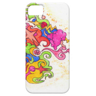 Unicorn Fart Barely There iPhone 5 Case
