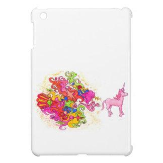 Unicorn Fart iPad Mini Cases