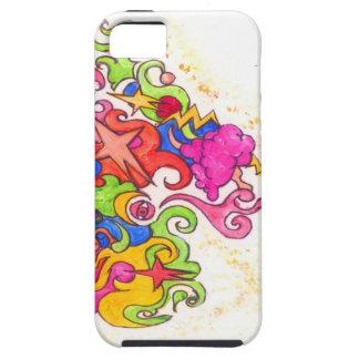 Unicorn Fart iPhone 5 Cases