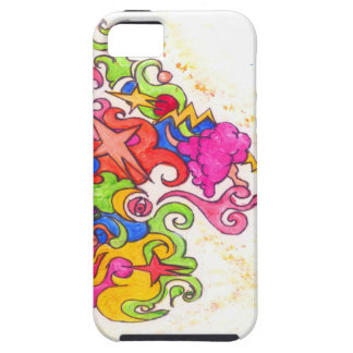 Unicorn Fart iPhone 5 Cover