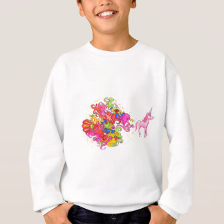 Unicorn Fart Sweatshirt