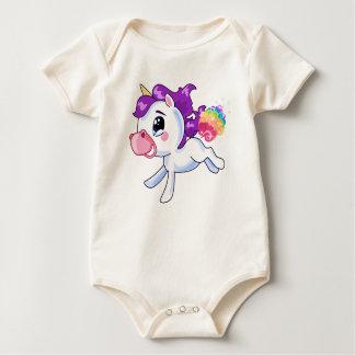 Unicorn Farts Baby Bodysuit