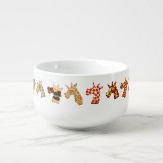 Unicorn Food Soup Mug