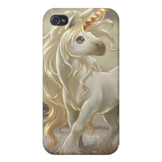 Unicorn For a Princess Cover For iPhone 4