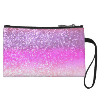 Unicorn Girls Glitter #1 #shiny #decor #art Wristlet