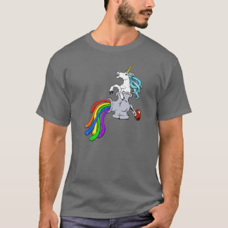 Unicorn Grinder T Shirt