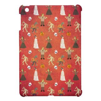 Unicorn Halloween Party Pattern iPad Mini Cases