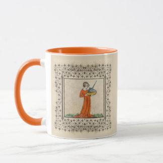 Unicorn Head Customizable Mug