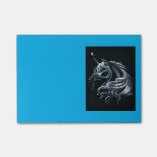 Unicorn Head Post-it Notes