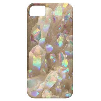 Unicorn Horn Aura Crystals iPhone 5 Cases