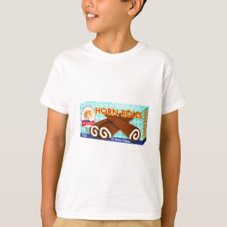 Unicorn Horn Rolls T-Shirt