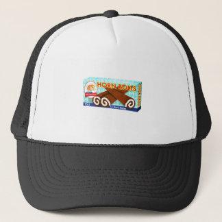 Unicorn Horn Rolls Trucker Hat