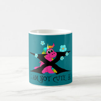 Unicorn - i to emergency cute! coffee mug