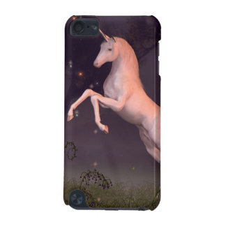 Unicorn in a Moonlit Forest Glade iPod Touch (5th Generation) Cover