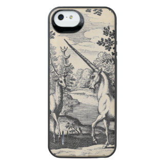 Unicorn in the Forest iPhone SE/5/5s Battery Case