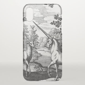 Unicorn in the Forest iPhone X Case