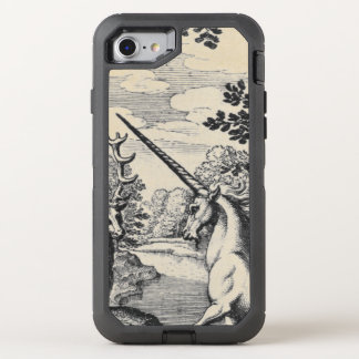 Unicorn in the Forest OtterBox Defender iPhone 8/7 Case