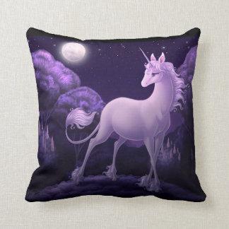 Unicorn In The Night Cushion