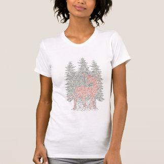 Unicorn In Woods Shirt