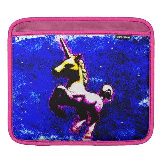 Unicorn iPad Sleeve (Punk Cupcake)