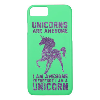 Unicorn iphone 7 Cell Phone Case
