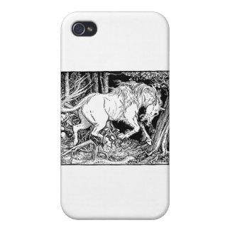 unicorn iPhone 4/4S covers