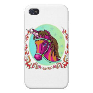 Unicorn iPhone 4 Case