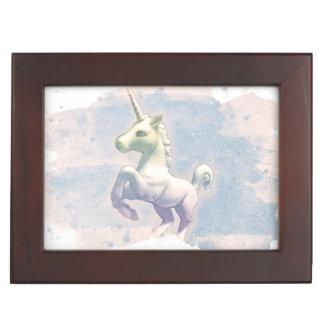 Unicorn Keepsake Box (Moon Dreams)