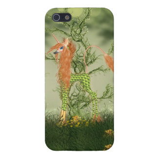 Unicorn Kirin Fantasy Art Case For iPhone 5/5S