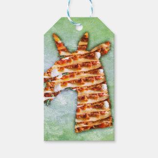 Unicorn Lasagna Gift Tags