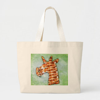 Unicorn Lasagna Large Tote Bag