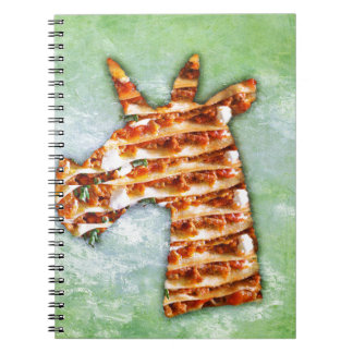 Unicorn Lasagna Notebooks