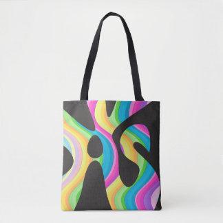 Unicorn Lava Tote Bag