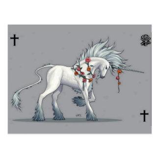 Unicorn Lord Postcard