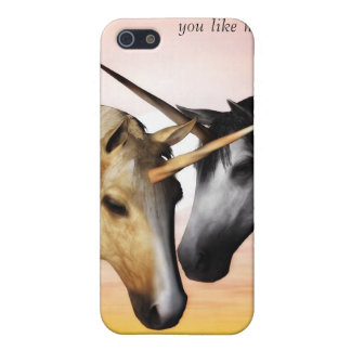 unicorn love iphone case case for iPhone 5