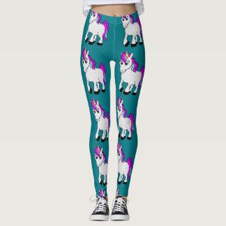 Unicorn love! leggings