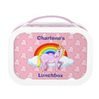 Unicorn Lunch Box Set