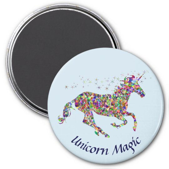Unicorn Magic Magnet