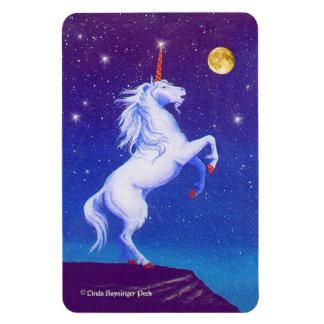 Unicorn Magic Rectangular Photo Magnet