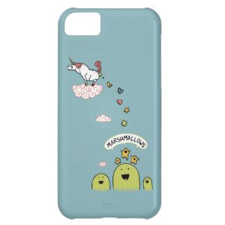 Unicorn Marshmallows iPhone 5C Case