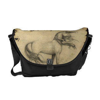 Unicorn Messenger Bags