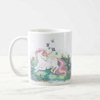 Unicorn Mug, Magical fairytale, Rainbow gifts Coffee Mug