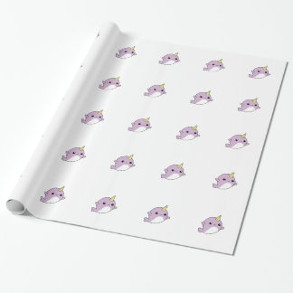 UNICORN NARWHAL shirts, accessories, gifts Wrapping Paper